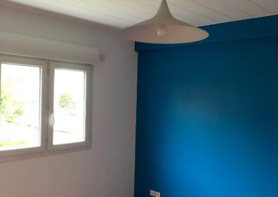 Peinture chambre de 10m2 à Taissy