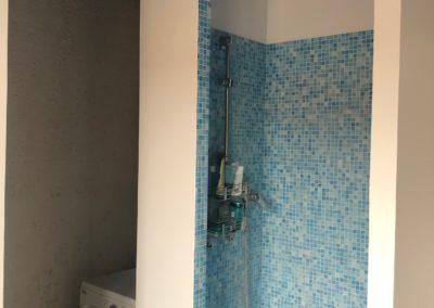 Rafraîchissement d'une salle de bain à Beine Nauroy