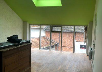 Rénovation d'une chambre parentale à Beine Nauroy près de Reims
