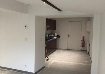 Rafraichissement d'un appartement complet dans les Ardennes