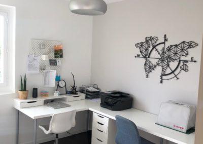 Rénovation d'un bureau à Châlons en Champagne