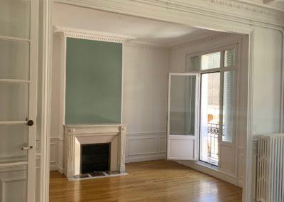 Rénovation d'un appartement haussmaniennien à Reims